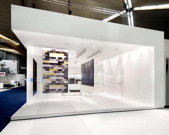 Expo Milan Stands : Interieur