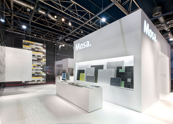 Fashion Exhibition Booth : Bouwbeurs